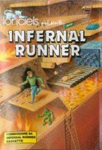 Infernal Runner per Commodore 64