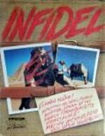 Infidel per Commodore 64