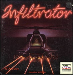 Infiltrator per Commodore 64