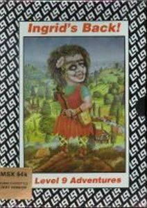Ingrid's Back! per Commodore 64