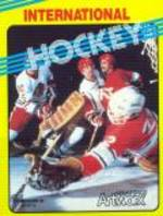 International Hockey per Commodore 64