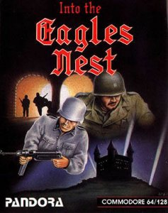 Into the Eagle's Nest per Commodore 64