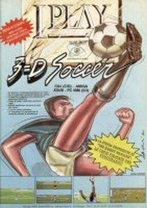 I Play 3D Soccer per Commodore 64