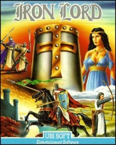 Iron Lord per Commodore 64