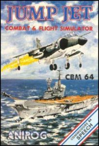 Jump Jet per Commodore 64