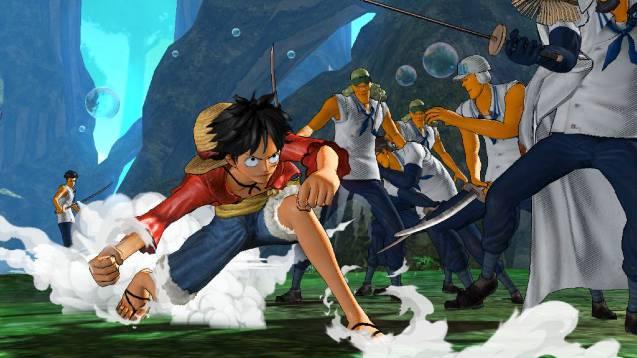 Confermato One Piece Musou: prima immagine e sito ufficiale