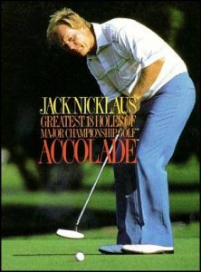 Jack Nicklaus Championship Golf per Commodore 64