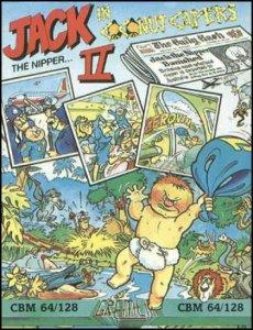 Jack the Nipper 2: In Coconut Capers per Commodore 64