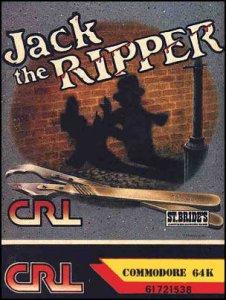 Jack the Ripper per Commodore 64