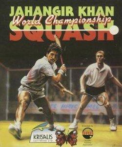 Jahangir Khan's World Championship Squash per Commodore 64
