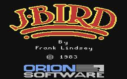 J-Bird per Commodore 64