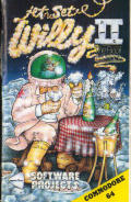 Jet Set Willy II: The Final Frontier per Commodore 64