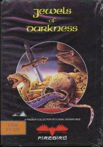 Jewels of Darkness per Commodore 64