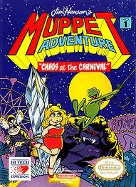 Jim Henson's Muppet Adventure No. 1: Chaos at the Carnival per Commodore 64