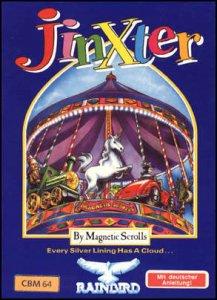 Jinxter per Commodore 64
