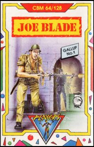 Joe Blade per Commodore 64