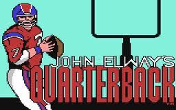 John Elway's Quarterback per Commodore 64