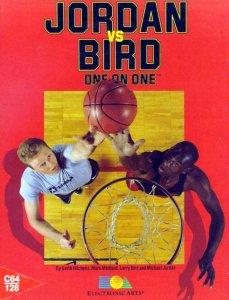 Jordan vs. Bird: One-on-One per Commodore 64
