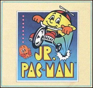 Jr. Pac-Man per Commodore 64