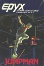 Jumpman per Commodore 64