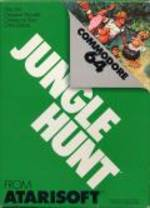 Jungle Hunt per Commodore 64