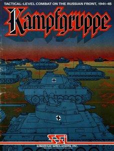 Kampfgruppe per Commodore 64