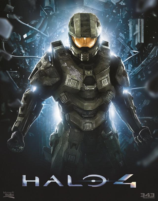 Halo 4 - Un nuovo artwork per Master Chief