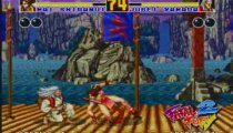 Fatal Fury 2 - Gameplay