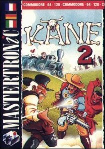 Kane II per Commodore 64