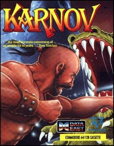 Karnov per Commodore 64
