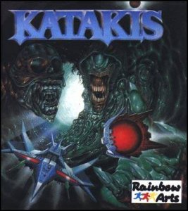 Katakis per Commodore 64