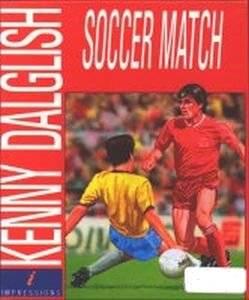 Kenny Dalglish Soccer Match per Commodore 64