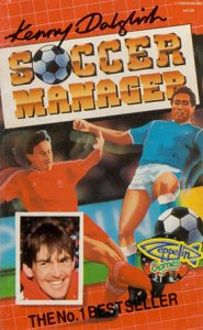 Kenny Dalglish Soccer Manager per Commodore 64