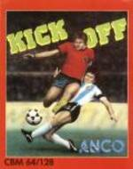 Kick Off per Commodore 64