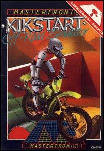Kikstart: Off-Road Simulator per Commodore 64