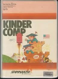 Kindercomp per Commodore 64