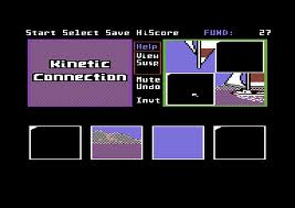 Kinetic Connection per Commodore 64