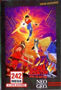 Kizuna Encounter: Super Tag Battle per Neo Geo