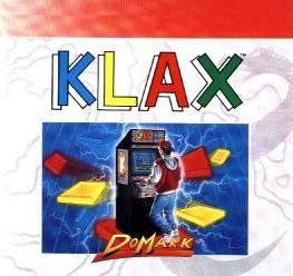 Klax per Commodore 64