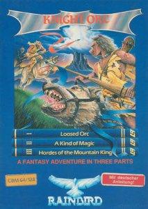 Knight Orc per Commodore 64