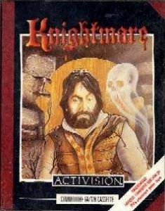 Knightmare per Commodore 64