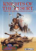 Knights of the Desert per Commodore 64