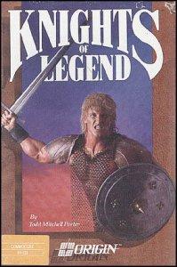 Knights of Legend per Commodore 64