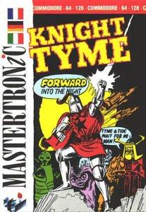 Knight Tyme per Commodore 64
