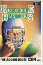 Knuckle Busters per Commodore 64