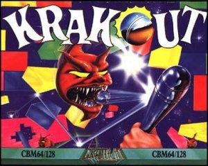 Krakout per Commodore 64
