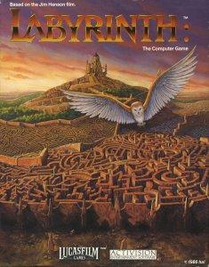 Labyrinth per Commodore 64