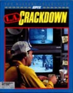 L.A. Crackdown per Commodore 64