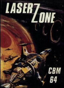 Laser Zone per Commodore 64
