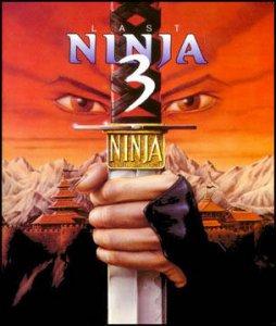 Last Ninja 3 per Commodore 64